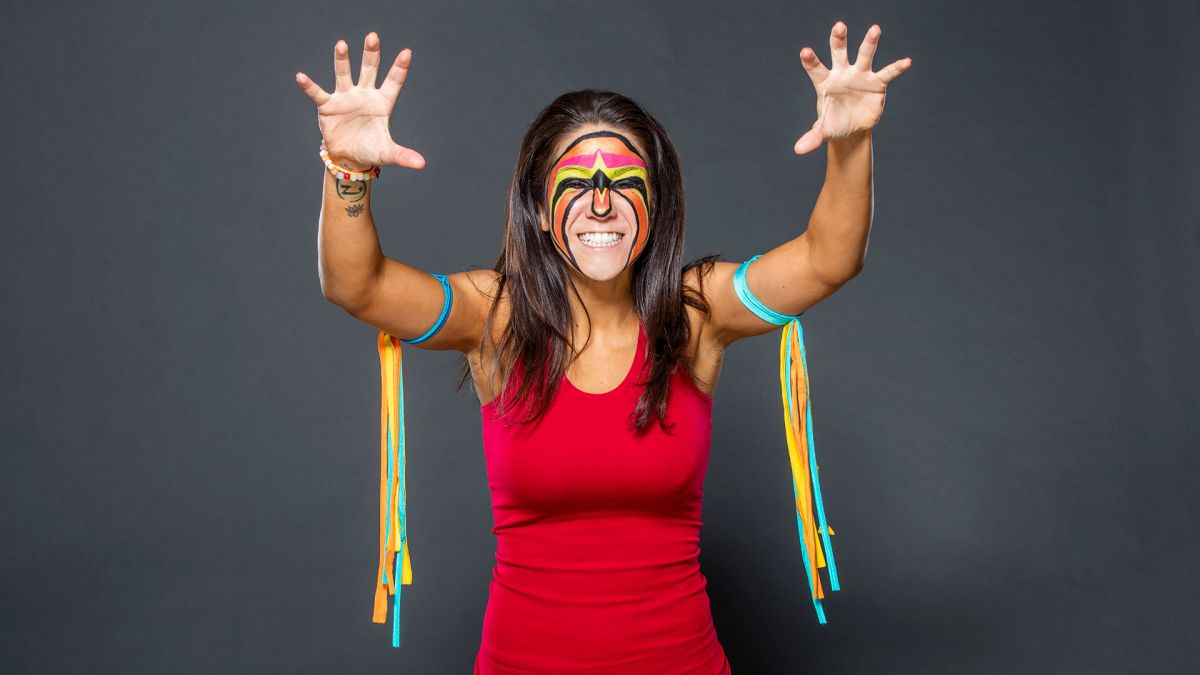 Wwe Bayley Ultimate Warrior Pictures Hawtcelebs