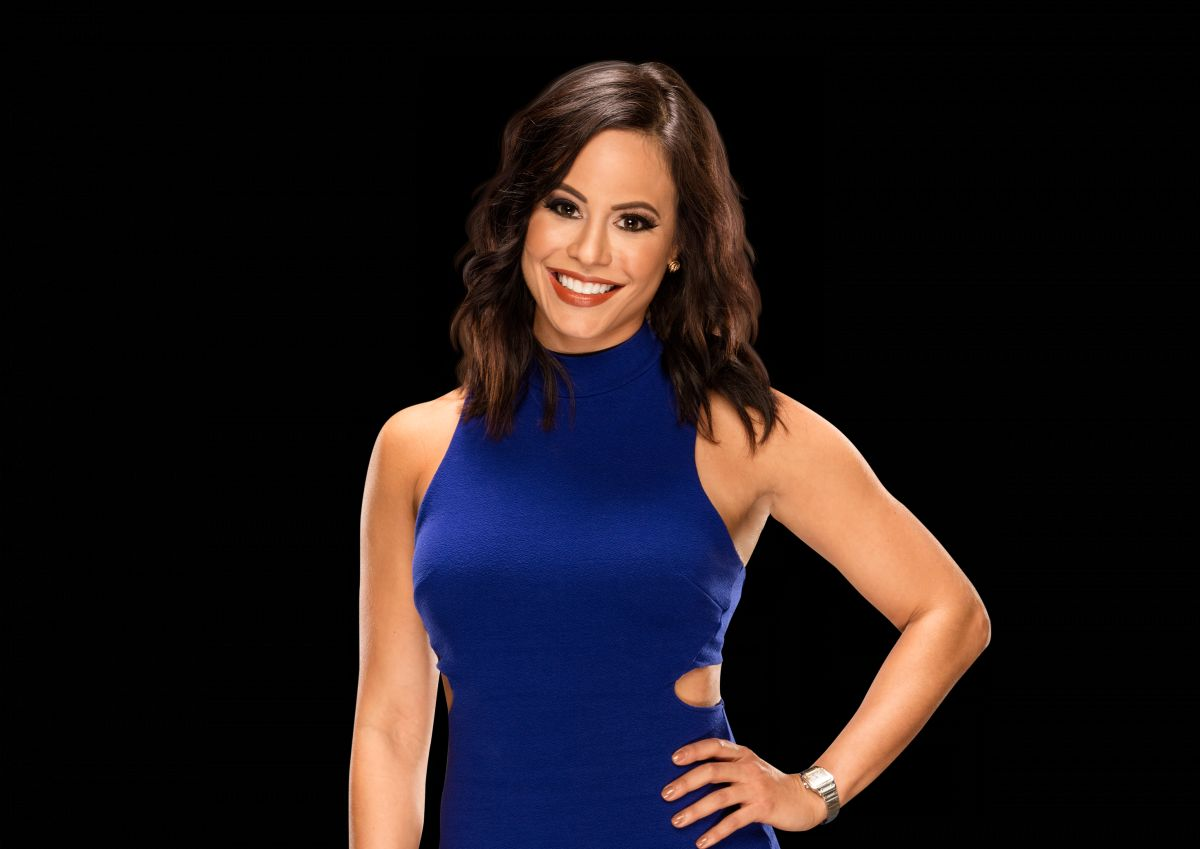 WWE - Charly Caruso