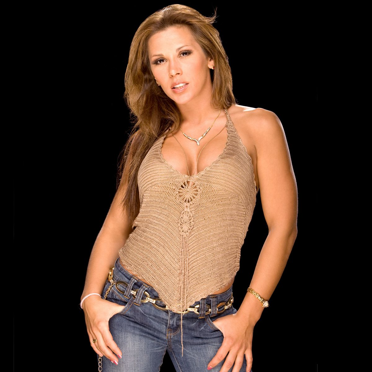 how tall is mickie james