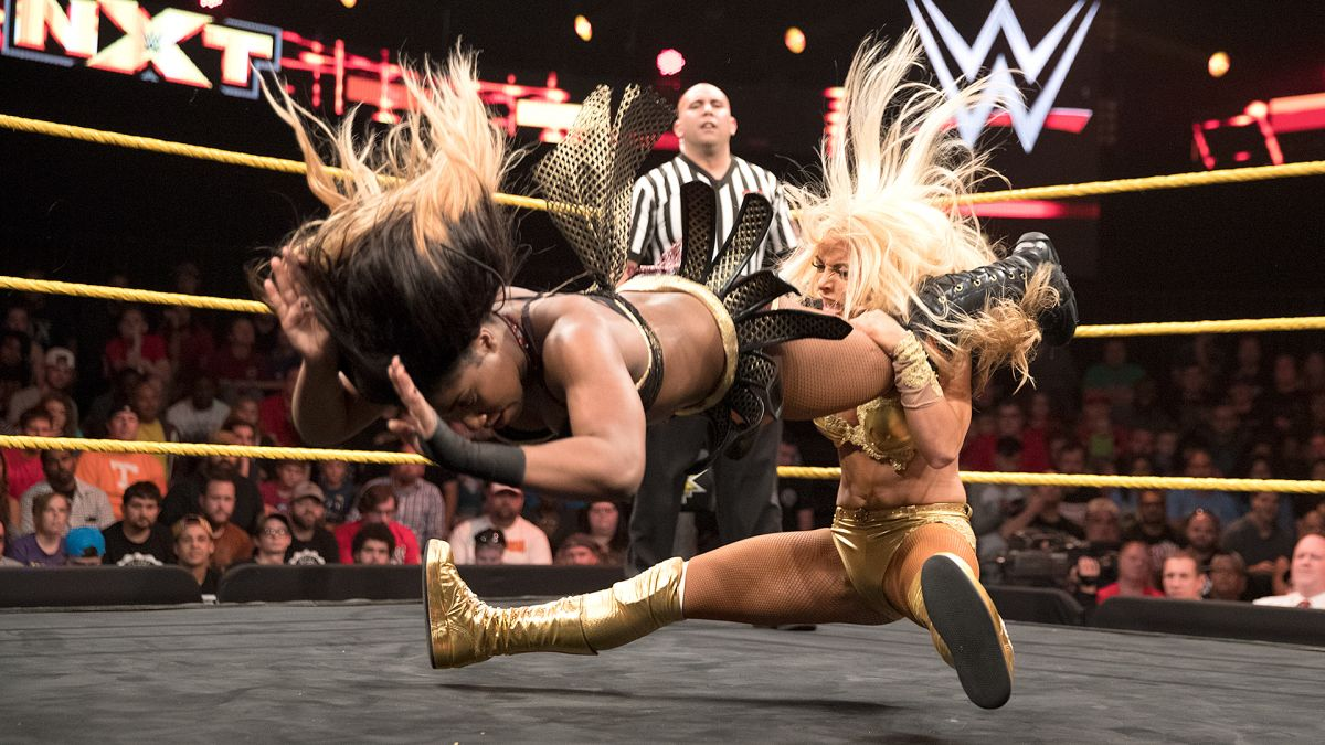 WWE - NXT Digitals 09/28/2016