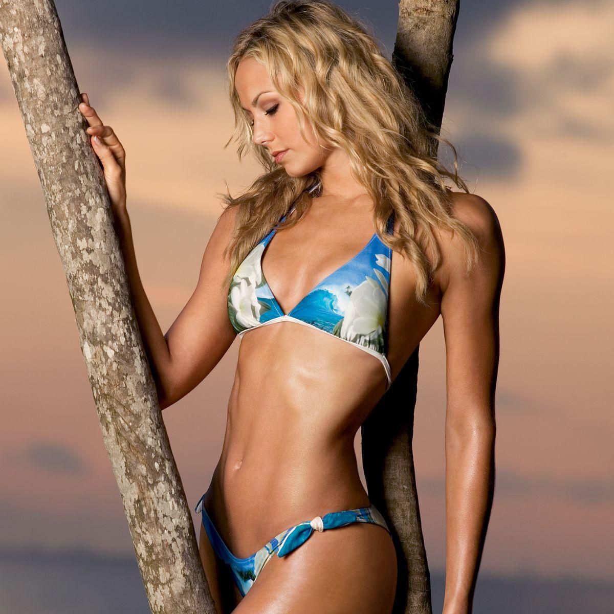 Stacey keibler bikini