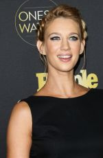 YAEL GROBGLAS at People's Ones to Watch in Hollywood 10/13/2016