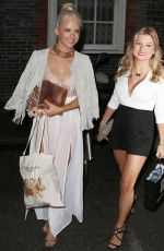 ZARA HOLLAND and CHLOE PAIGE at Hang Dr Launch Party in London 09/20/2016