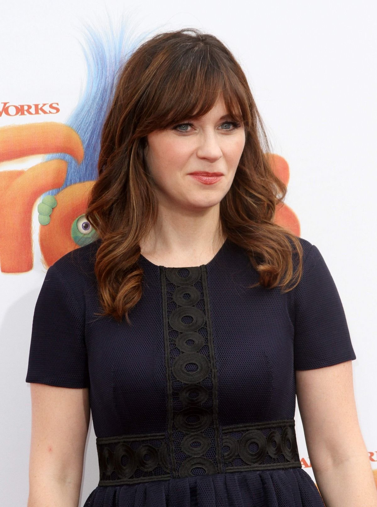 ZOOEY DESCHANEL at
