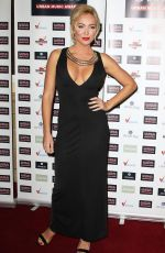 AISLEYNE HORGAN WALLACE at Urban Music Awards 2016 in London 11/26/2016