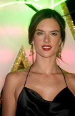 ALESSANDRA AMBROSIO at W Las Vegas Hosts Private Preview at W Los Angeles in Beverly Hills 11/03/2016