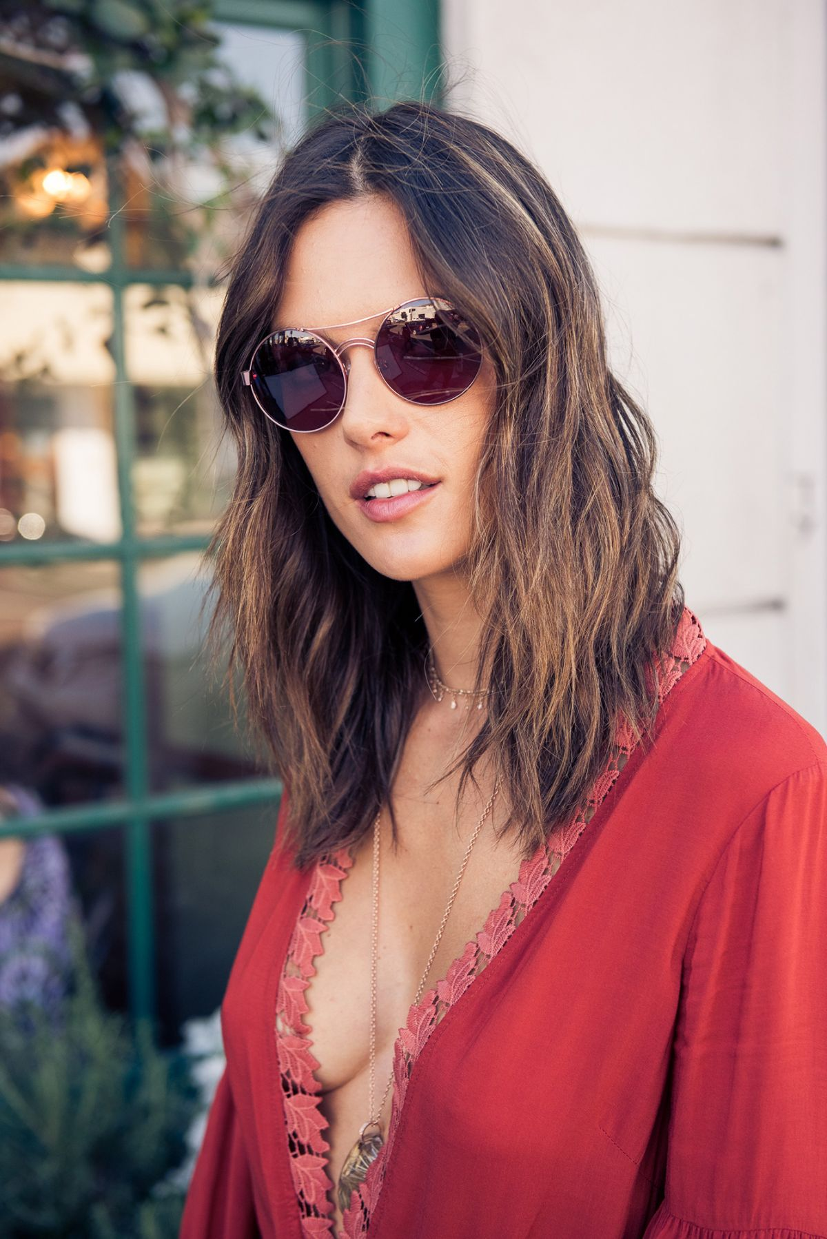ALESSANDRA AMBROSIO for Guide to Los Angeles, November 2016
