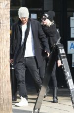 ALESSANDRA TORRESANI Out for Lunch in Los Angeles 11/26/2016