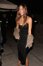 ALEXIS REN Night Out in Hollywood 11/22/2016