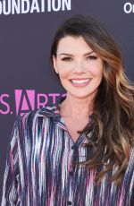 ALI LANDRY at P.S. Arts and Onewest Bank's Express Yourself 2016 in Santa Monica 11/13/2016