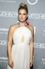 ALI LARTER at 5th Annual baby2baby Gala in Culver City 11/12/2016