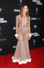 ALLISON HOLKER at Dancing with the Stars Season 23 Finale in Los Angeles 11/22/2016