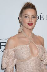AMBER HEARD at Glamour Women of the Year 2016 in Los Angeles 11/14/2016