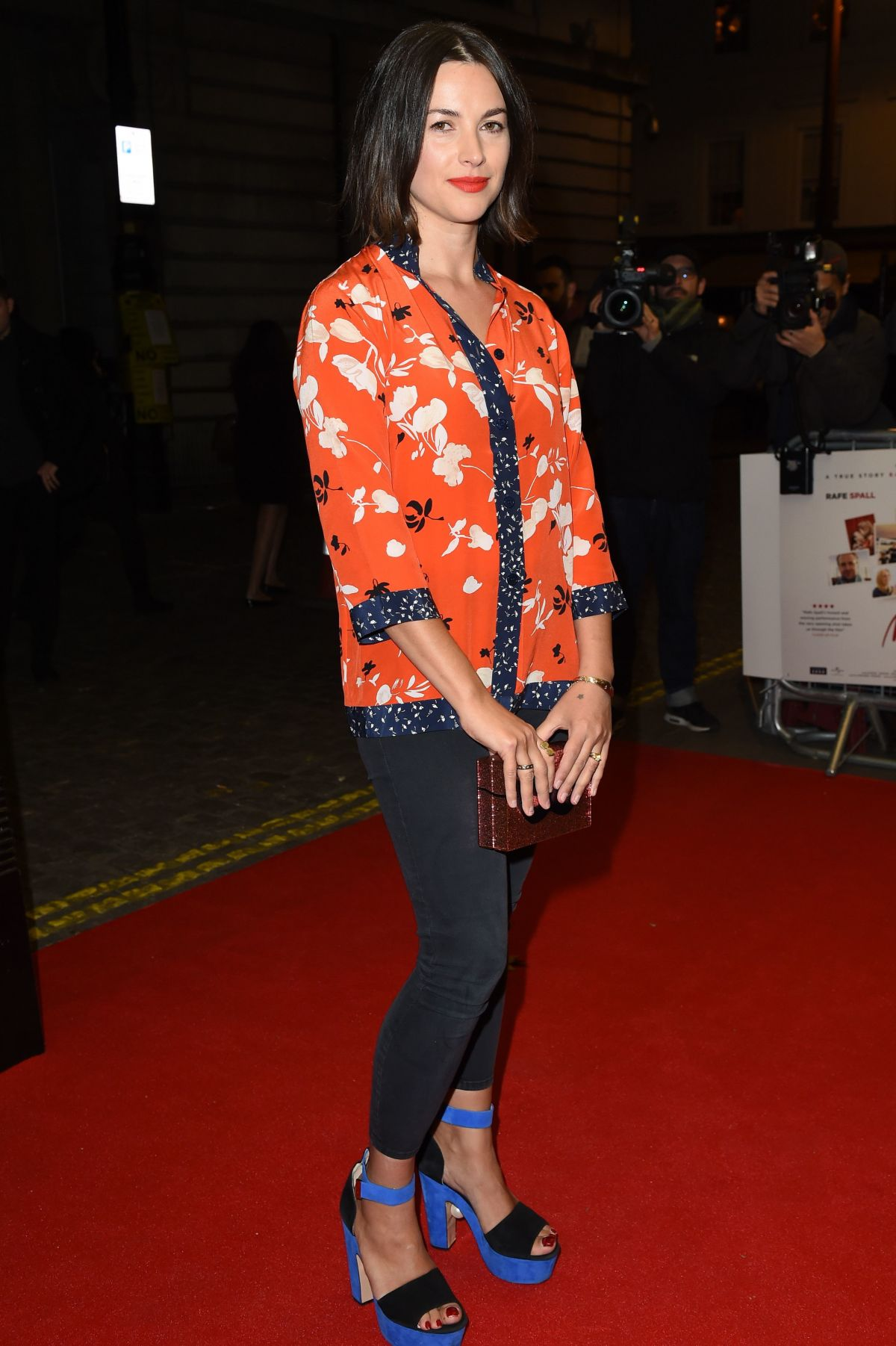 AMELIA WARNER at Mum's List Premiere in London 11/23/2016