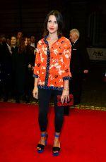 AMELIA WARNER at Mum's List Premiere in London 11/23/2016