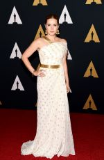 AMY ADAMS at AMPAS' 8th Annual Governors Awards in Hollywood 11/12/2016