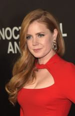 AMY ADAMS at Nocturnal Animals Premiere in New York 11/17/2016