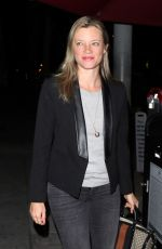 AMY SMART Out for Dinner at Craig;s in West Hollywood 11/08/2016
