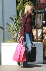 AMY SMART Out Shopping in West Hollywood 11/23/2016