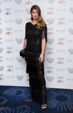AMY WILLERTON at Chain of Hope Gala Ball in London 11/18/2016