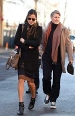 ANA IVANOVIC and Bastian Schweinsteiger at Old Traford in Manchester 11/19/2016