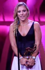 ANGELIQUE KERBER at 68th Bambi Media Awards in Berlin 11/17/2016