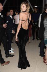 ANJA RUBIK at 13th Annual CFDA/Vogue Fashion Fund Awards in New York 11/07/2016