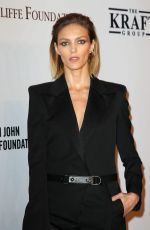ANJA RUBIK at 15th Annual Elton John Aids Foundation an Enduring Vision Benefit in New York 11/02/2016