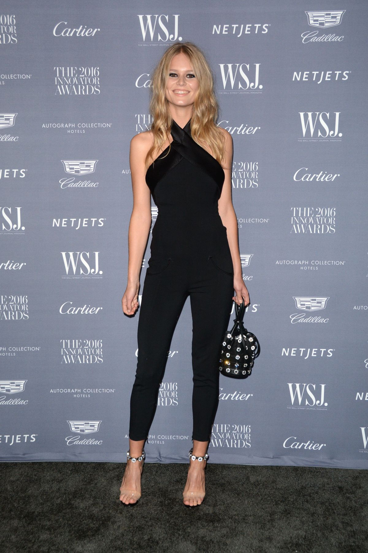 ANNA EWERS at WSJ Magazine 2016 Innovator Awards in New York 11/02/2016