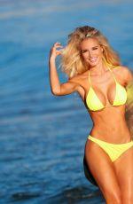 ANNA KATHARINA in Bikini at 138 Water Photoshoot in Malibu 11/04/2016