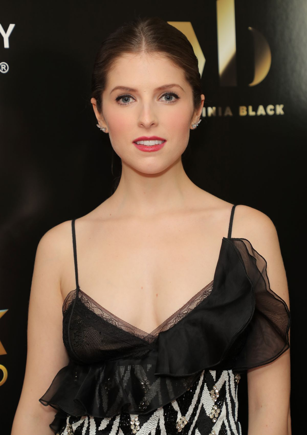 ANNA KENDRICK at 20th Annual Hollywood Film Awards in ...