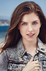 ANNA KENDRICK in Glamour Magazin, Mexico November 2016 Issue