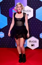 ANNE MARIE at MTV Europe Music Awards 2016 in Rotterdam 11/06/2016