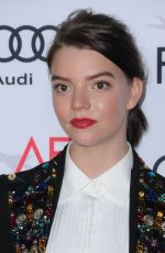 ANYA TAYLOR-JOY at