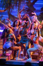 ARIANA GRANDE and NICKI MINAJ Performs at 2016 American Music Awards in Los Angeles 11/20/2016