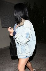 ARIEL WINTER Arrives at Delilah Club in West Hollywood 11/20/2016