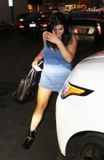 ARIEL WINTER Arrives at Il Pastaio in Beverly Hills 11/18/2016