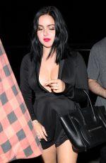 ARIEL WINTER at Delilah Club in Los Angeles 11/26/2016