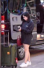 ARIEL WINTER at Los Angeles International Airport 11/10/2016