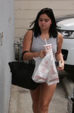 ARIEL WINTER Gers Some Lunch in West Hollywood 11/15/2016