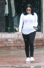 ARIEL WINTER Out for Lunch in Studio City 11/26/2016