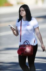 ARIEL WINTER Out in Los Angeles 11/08/2016
