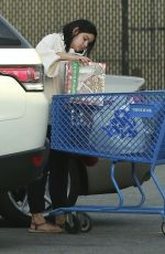 ARIEL WINTER Out Shopping in Los Angeles 11/07/2016