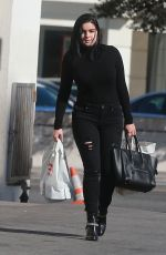ARIEL WINTER Out Shopping in Studio City 11/18/2016