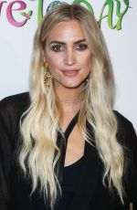 ASHLEE SIMPSON at God vs Trump Premiere in Hollywood 07/11/2016