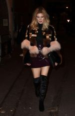 ASHLEY JAMES at Cargo Nightclub in London 11/23/2016