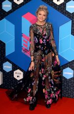 BECCA DUDLEY at MTV Europe Music Awards 2016 in Rotterdam 11/06/2016
