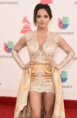 BECKY G at 17th Annual Latin Grammy Awards in Las Vegas 11/17/2016