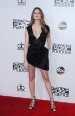 BEHATI PRINSLOO at 2016 American Music Awards at The Microsoft Theater in Los Angeles 11/20/2016