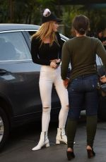 BELLA THORNE at Urth Cafe in Los Angeles 11/13/2016